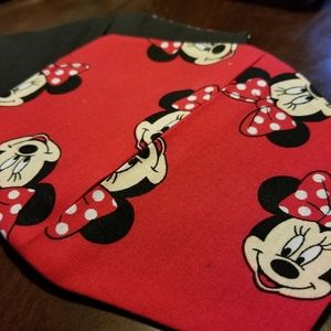 Minnie Mouse Cotton Facemask